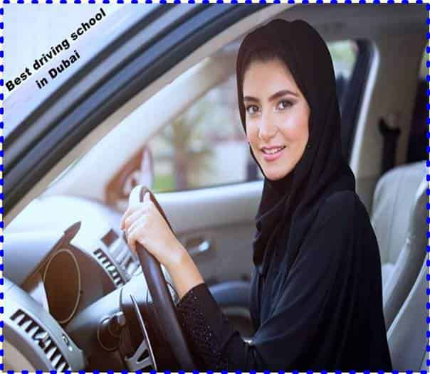 Best driving school in Dubai