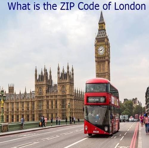 What is the ZIP Code of London