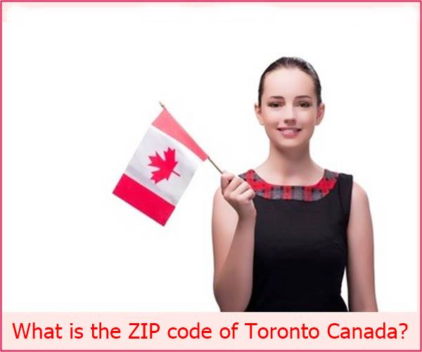 the ZIP code of Canada