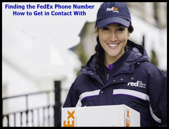 FedEx Phone Number