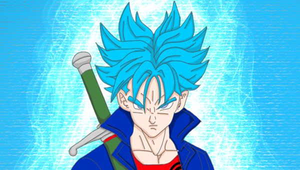 What is Super Saiyan Blue