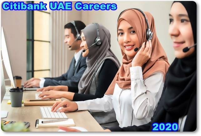 Citibank UAE Careers
