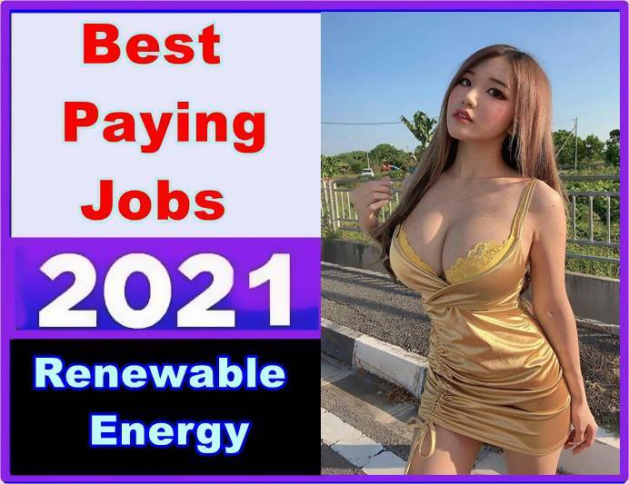 Best paying Jobs in Renewable Energy