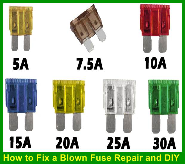How to Fix a Blown Fuse Repair and DIY
