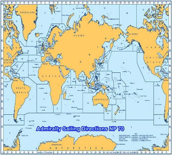 Admiralty Sailing Directions