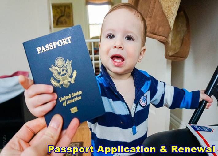 how to get a passport for a minor age