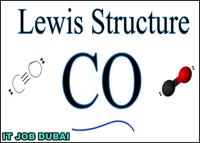 What is the Lewis Structure of CO?
