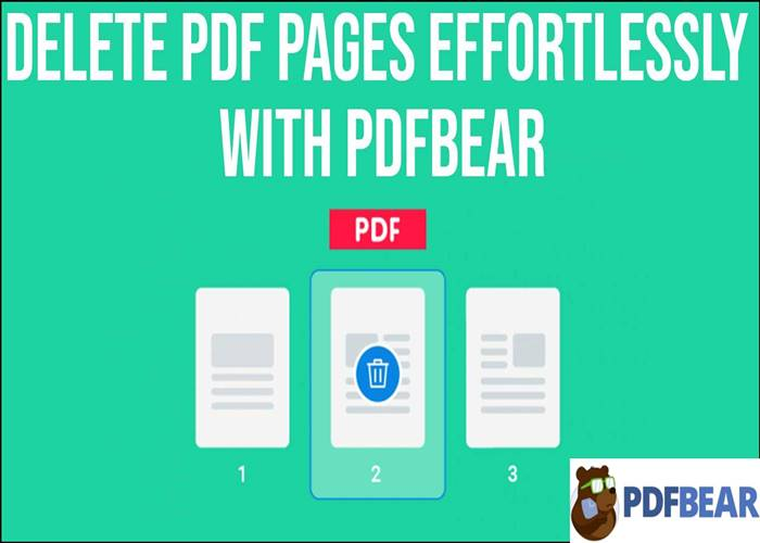 Delete Pages Easily and Know More About Its Features