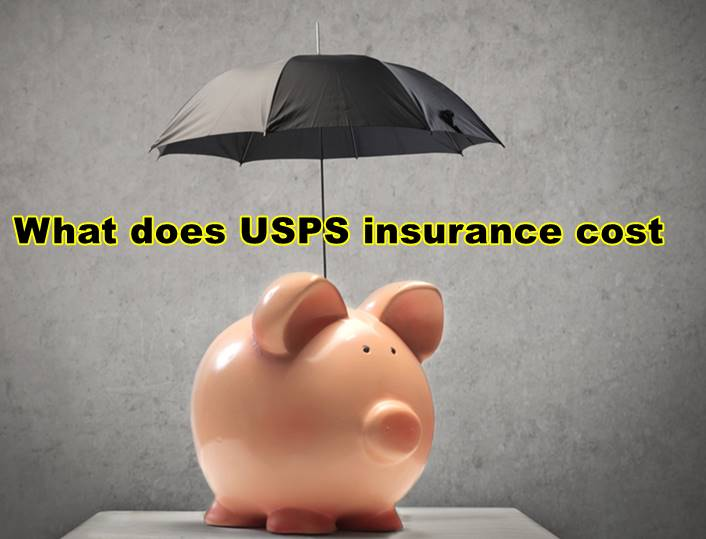 USPS insurance cost