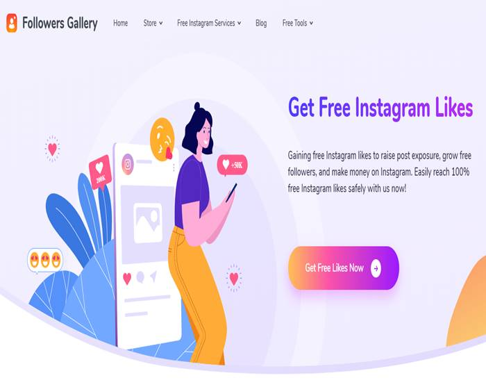 Followers Gallery Helps You Gain Followers and Likes on Instagram
