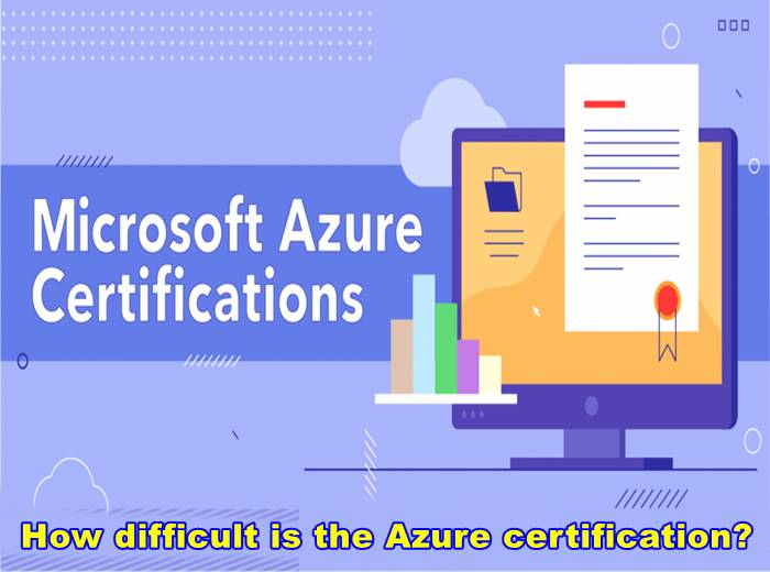 How difficult is the Azure certification