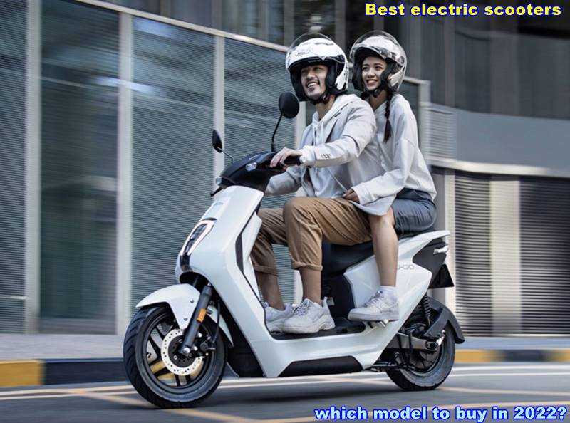 Best electric scooters: which model to buy in 2022?