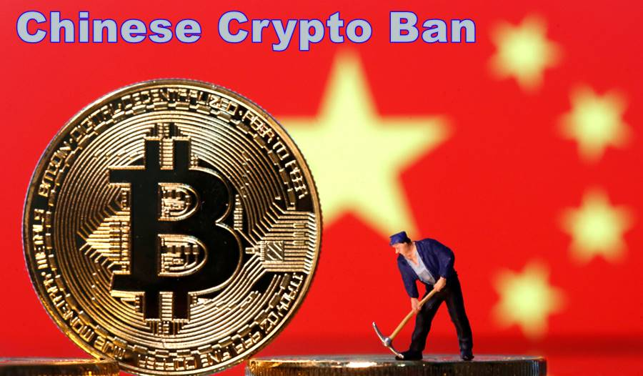 Impact of Chinese Crypto Ban on Cryptocurrencies
